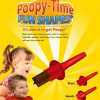 Poopy-Time Fun Shapes, haciendo formas con excremento