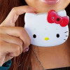 Cámara digital de Hello Kitty de 5 megapixeles