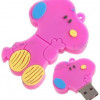 Snoopy USB de color rosado