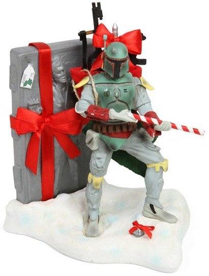 Adorno Navidad Boba Fett