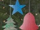 Adornos de Navidad Motherboard