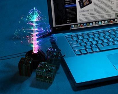 Arbol USB Navidad