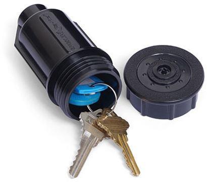 Aspersor llaves