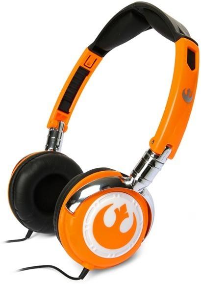 Auriculares Rebel Alliance
