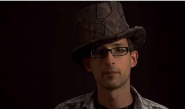 sombrero goma eva steampunk