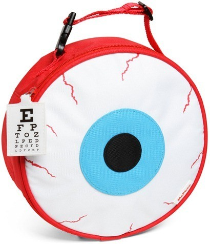 Eyeball Lunch Bag - 01