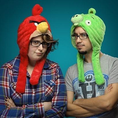 Gorro Angry Birds