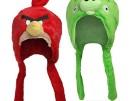 Gorros de Peluche Angry Birds