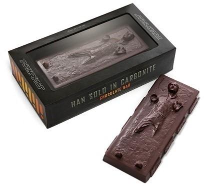Han Solo Chocolate - 01