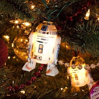 Luces Navidad R2D2