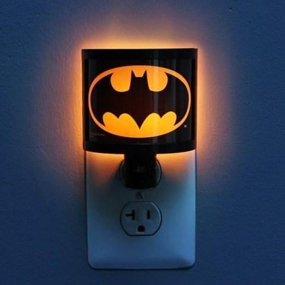 Luz Nocturna Batman