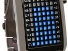 Reloj luces LED