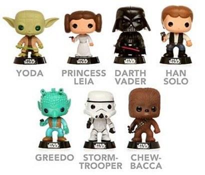 Star Wars Vinilo