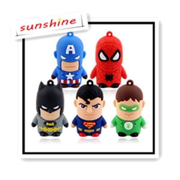 USB super heroes