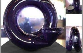 Blue Label Snail, la cafetera futurista