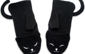 Zapatillas de gato – no me gustan