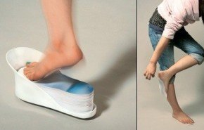 Camina descalzo sin ensuciarte los pies