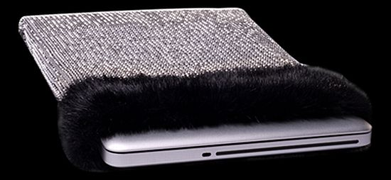 funda notebook diamantes