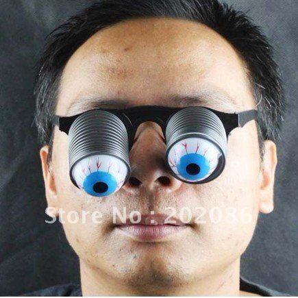 gafas falsas ojos caidos
