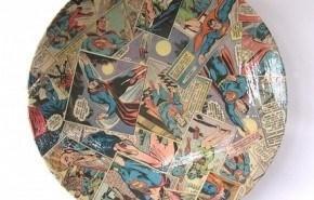 Platos para los que les gustan los Comics viejos