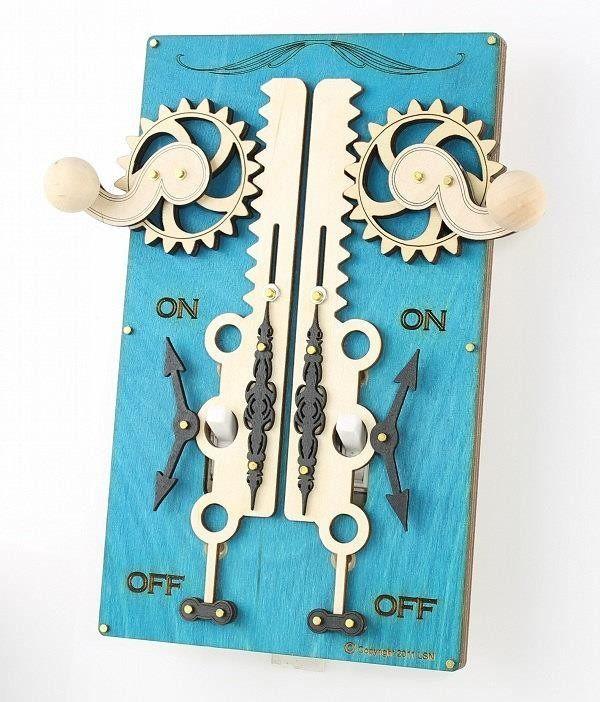 interruptor steampunk 3