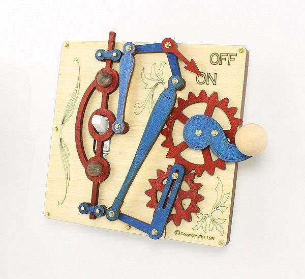 interruptor steampunk 4