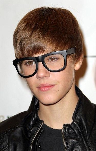 justin bieber gafas falsas
