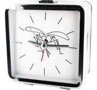 Reloj despertador con ruido de mosquitos, Buzzing Mosquito Alarm Clock