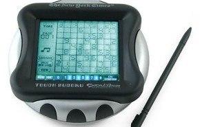 Sudoku digital con pantalla TouchScreen, para los viajeros