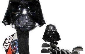 Darth Vader cubre tus palos de golf