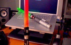 Sable Laser, tener a las fuerzas oscuras en tu casa