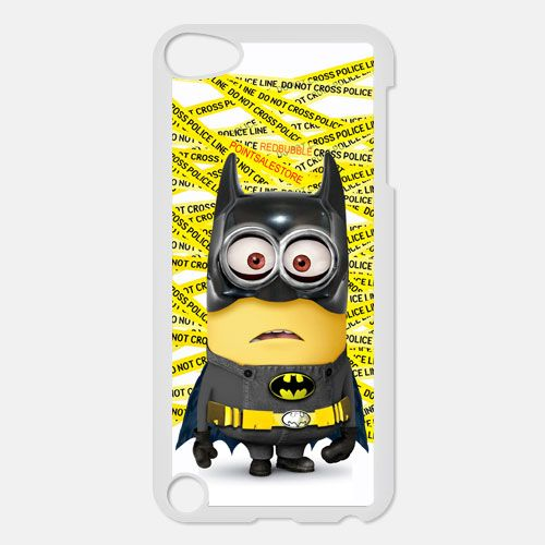 vinilo minion batman