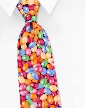 Corbata con dise o de caramelos inventosabsurdos for Disenos de corbatas
